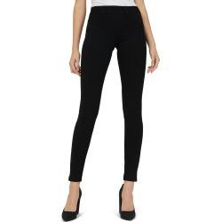 Pull-On Skinny Pants, Black / Large