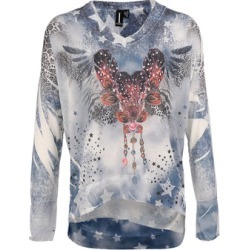 Printed Sweatshirt found on Bargain Bro UK from Izabel London UK