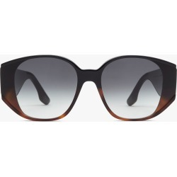 Victoria Beckham Exposed Lens Soft Square in Black Tortoise in Black, Size One Size found on Bargain Bro UK from Victoria Beckham (UK)