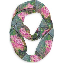 Infinity Eco Scarf - Lotus Of Love by VIDA Original Artist found on Bargain Bro India from SHOPVIDA for $45.00