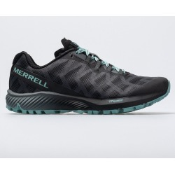 Merrell Agility Synthesis Flex Women's Trail Running Shoes Black found on Bargain Bro India from Holabird Sports for $109.95