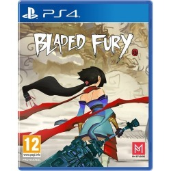 Bladed Fury (PS4) found on Bargain Bro UK from yellow bulldog