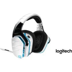 Logitech Artemis Spectrum Wireless 7.1 Surround Gaming Headset (Limited Edition Snow)