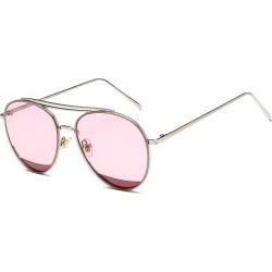 Costbuys  Retro Sunglasses Women Men Oval Designer Mirror Vintage Sun glasses Women Men Oculos De Sol Feminino Lunette Soleil -