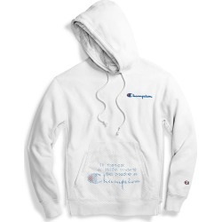 Champion Life Men Reverse Weave Shift Pullover Hoodie S5095 549977 found on Bargain Bro Philippines from Freshpair for $75.00