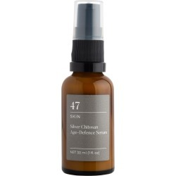47 Skin Silver Chitosan Age Defence Serum - 30ml found on Bargain Bro UK from Oxygen Boutique