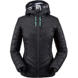 Spyder Women's Glissade Hoodie Size Small in Black