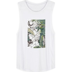 Sleeveless Knit - Dark Abstract Jungle by Always Seek Original Artist