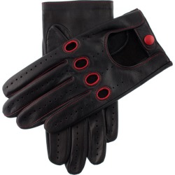 Dents Men's Contrast Leather Driving Gloves In Black Size Xl found on Bargain Bro UK from Dents