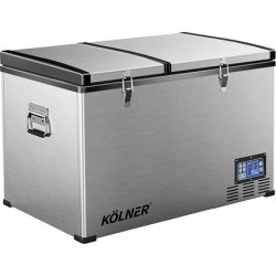80L Portable Fridge Cooler Freezer Camping found on Bargain Bro from Simply Wholesale for USD $697.08