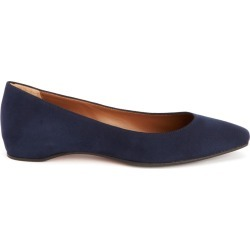 Aquatalia Marcella Navy In Size 10.5 - Suede - Made In Italy found on MODAPINS from Aquatalia for USD $395.00