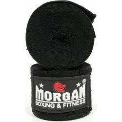 Morgan Cotton Boxing Hand Wraps 180 Inch 4M Long Pair found on Bargain Bro Philippines from Simply Wholesale for $21.26