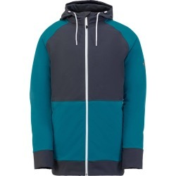 Spyder Men's The Full Zip Hoodie Size Small in Ebony