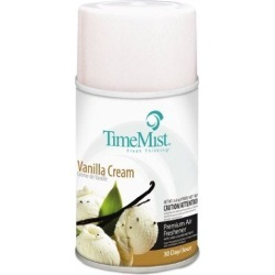Air Freshener TimeMist Liquid 6.6 oz. NonSterile Can Vanilla Cream Scent Case of 12 by Lagasse found on Bargain Bro from Herbspro for USD $56.95