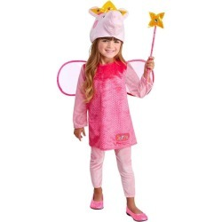 Peppa Pig Princess Peppa Toddler Costume found on Bargain Bro Philippines from Toynk Toys for $44.99