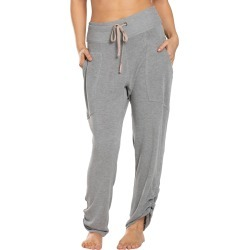 Free People Women's Movement Ready Go Pants - Grey Combo Small Spandex