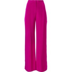 Adam Lippes Women's Wide-leg Crepe Fuchsia Pant size 4 US found on MODAPINS from kirna zabete for USD $1190.00