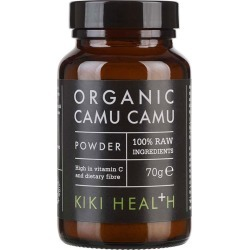Kiki Health Camu Camu Powder, Organic - 70g found on Bargain Bro UK from Oxygen Boutique