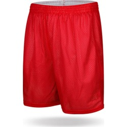 Costbuys  Double Side Basketball Shorts Men Loose Plus Size Quick Dry Breathable Sport Shorts Mens Running Training Gym Shorts -