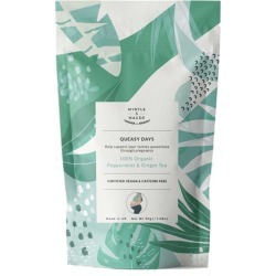 Myrtle & Maude Peppermint & Ginger Herbal Pregnancy Morning Sickness Tea - One Size