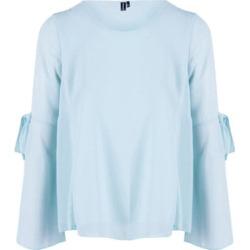 Bow Sleeve Floaty Top found on Bargain Bro UK from Izabel London UK