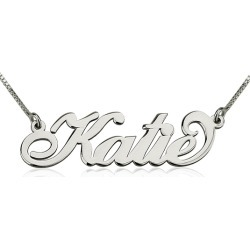 Carrie Name Necklace found on Bargain Bro Philippines from Simply Wholesale for $535.82
