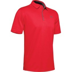Under Armour Men's Tech Polo Shirt, L / Red found on Bargain Bro Philippines from Gemplers for $39.99