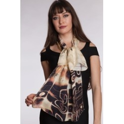 Abstract Bemberg Scarf found on Bargain Bro India from Shoptiques for $34.00