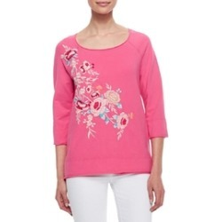 Sawyer Embroidered Sweatshirt found on Bargain Bro India from Shoptiques for $99.00
