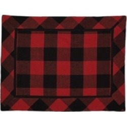 Red Plaid Placemat found on Bargain Bro India from Shoptiques for $11.50