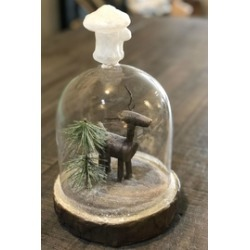 Deer Terrarium found on Bargain Bro India from Shoptiques for $35.00