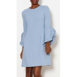 Ruffle Bell Sleeve Mini Dress found on Bargain Bro Philippines from Shoptiques for $195.00