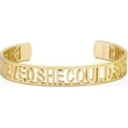 She Believed She Could Mantraband Cuff found on Bargain Bro India from Shoptiques for $55.00