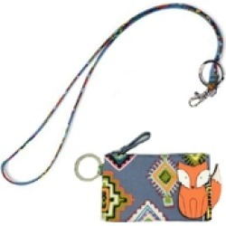 Fox Zip-Id/lanyard Set found on Bargain Bro India from Shoptiques for $36.00