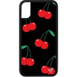 Black Cherry iPhone Xr Case