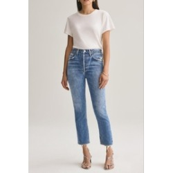 Riley High Rise Straight Crop found on Bargain Bro from Shoptiques for USD $177.84