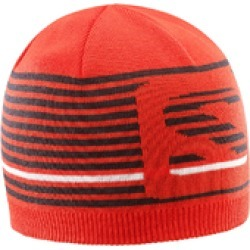 SALAMON FLATSPIN SHORT BEANIE found on Bargain Bro from Shoptiques for USD $22.80