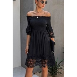 Off Shoulder Lace found on Bargain Bro from Shoptiques for USD $39.52