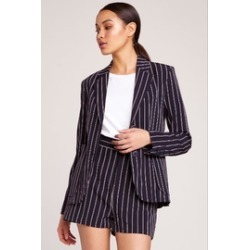 Stripe Suit Short found on Bargain Bro Philippines from Shoptiques for $68.00
