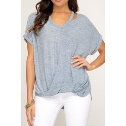 Jesse Short-Sleeve Top found on Bargain Bro Philippines from Shoptiques for $36.00