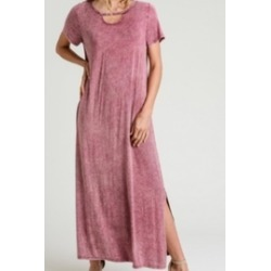 Marsala Maxi Dress found on Bargain Bro India from Shoptiques for $52.00