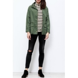 Jack Utility Jacket found on MODAPINS from Shoptiques for USD $36.00