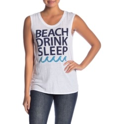 Beach Drink Sleep found on Bargain Bro India from Shoptiques for $61.95