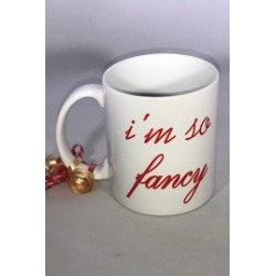 I'm-So-Fancy Mug found on Bargain Bro India from Shoptiques for $28.00
