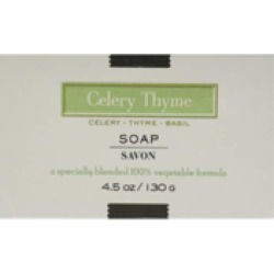 CELERY THYME SOAP