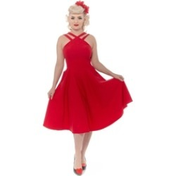 Pretty Woman Swing-Dress found on Bargain Bro India from Shoptiques for $98.00