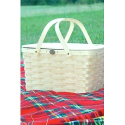 Classic Picnic Basket found on Bargain Bro India from Shoptiques for $75.00