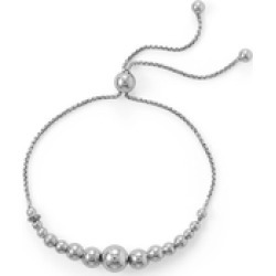 Silver Ball Bracelet found on Bargain Bro India from Shoptiques for $55.00