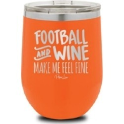Football Wine Cup found on Bargain Bro from Shoptiques for USD $18.24