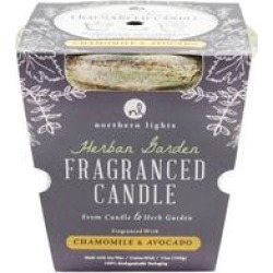 Fragrance Candle Herbal Garden